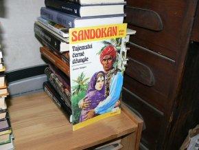 Sandokan 2 - Tajemství černé džungle