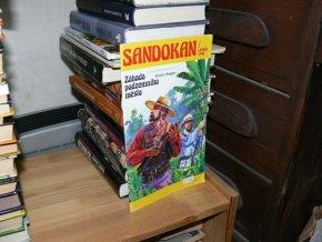 Sandokan 5 - Záhada podzemního města