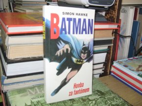 Batman - Honba za fantómem