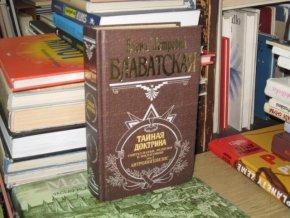 Tajná doktrína 2. díl - Antropogeneze (rusky)