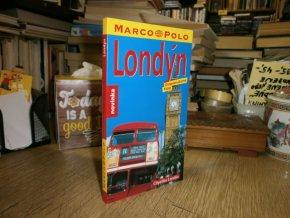 Londýn (Marco Polo) - průvodce
