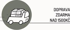 Doprava zdarma nad 1500 Kč