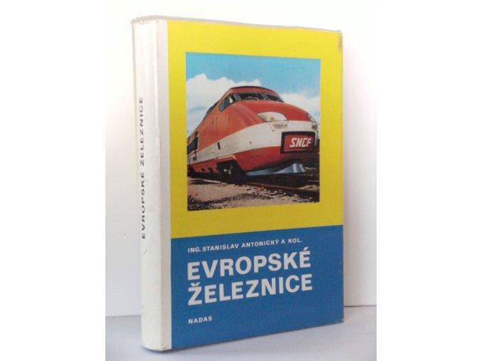 Evropské železnice