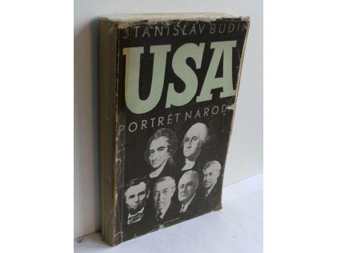 USA : portrét národa