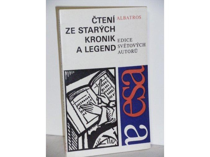 Čtení ze starých kronik a legend