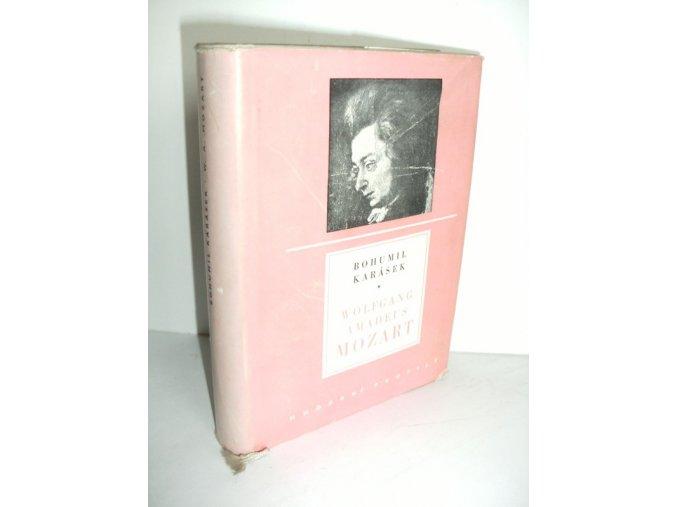 Wolfgang Amadeus Mozart : monografie