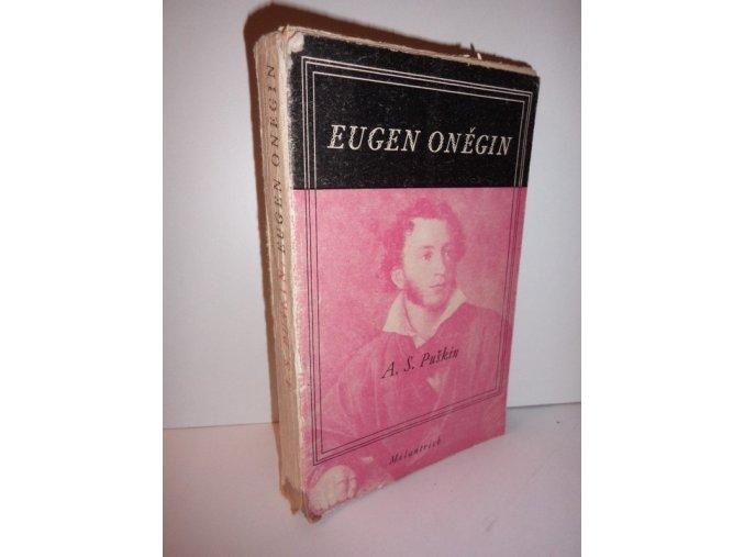 Eugen Oněgin : román ve verších (1945)