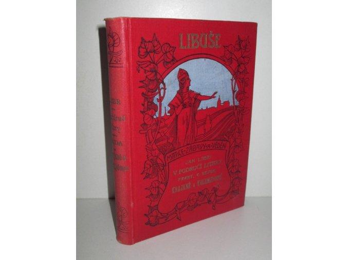 V područí litery : novela,Krajané a kolemjdoucí