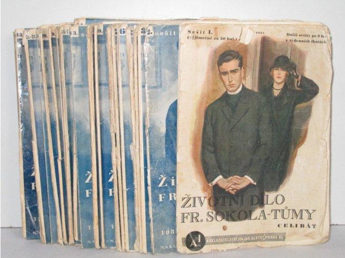 Celibát :román kněze 1.díl  (sešit 1-25)