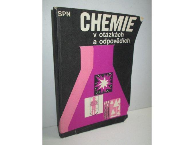 Chemie v otázkách a odpovědích