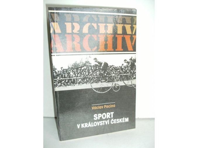 Sport v království českém