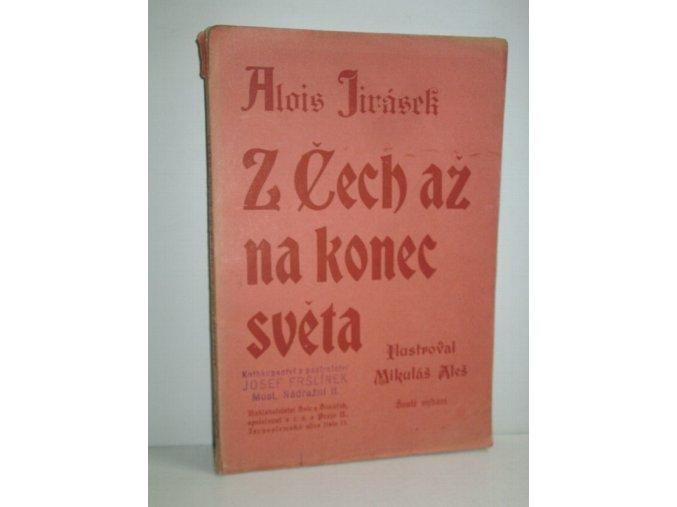 Z Čech až na konec světa (1927)