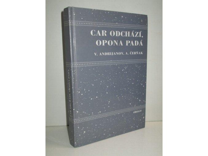Car odchází, opona padá : kniha třetí : 1996-1999