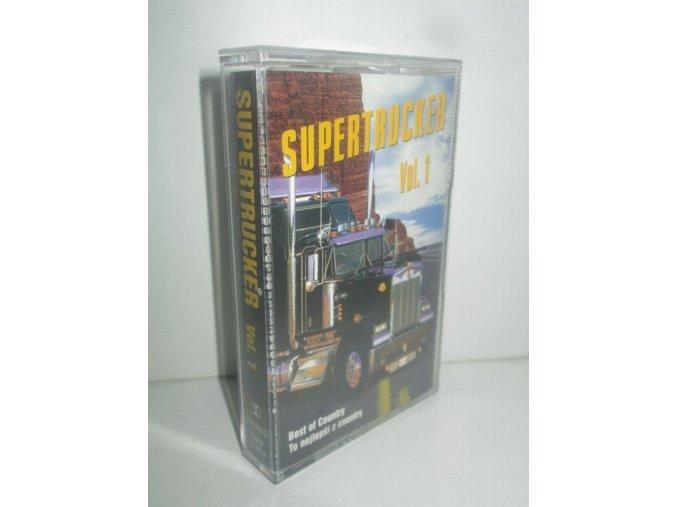Supertrucker Vol. 1 : Best of Country : To nejlepší z country