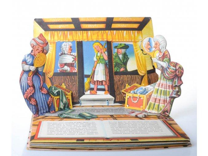 O Popelce : Pohádka pro nejmenší čtenáře