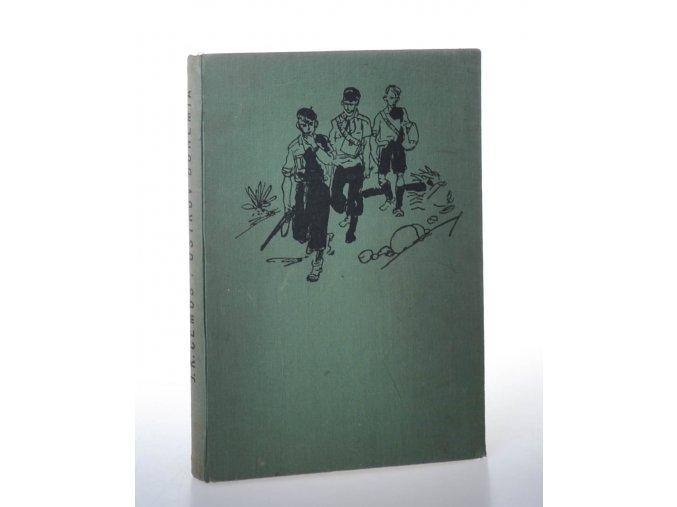 Ostrov Bohemia : dobrodružný román pro mládež