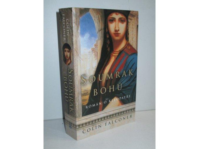 Soumrak bohů : román o Kleopatře