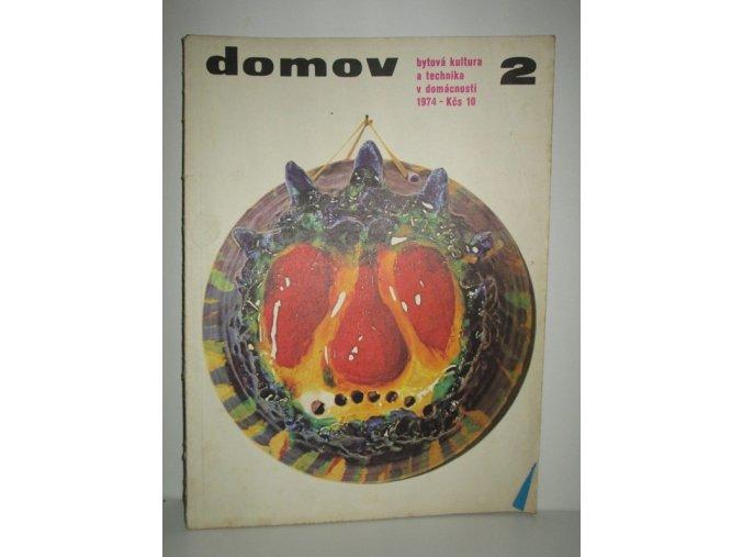 Časopis Domov 2/1974