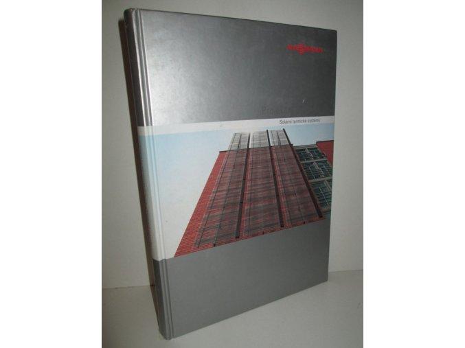 Projekční příručka:Solární termické systémy