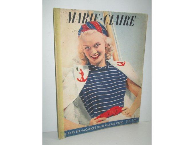 Marie Claire :Juin No.121