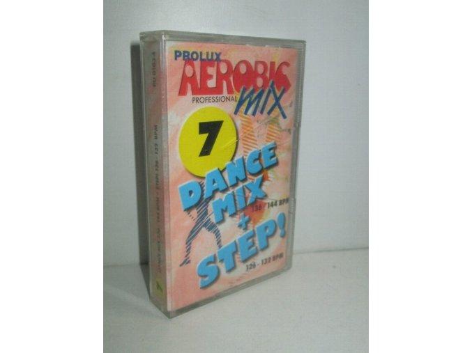 Aerobic Professional Mix 7: Dance Low + Step!
