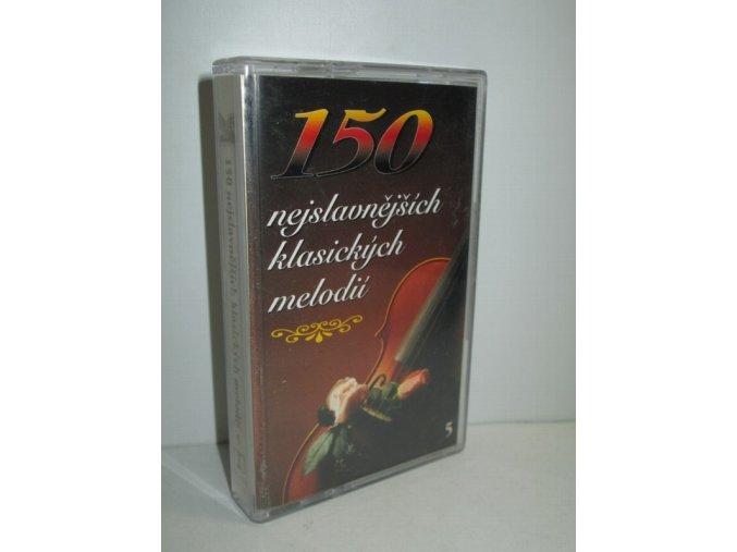 150 nejslavnějších klasických melodií 5
