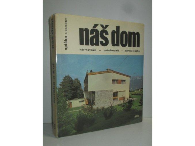 Náš dom: navrhovanie-zariaďovanie-úprava okolia