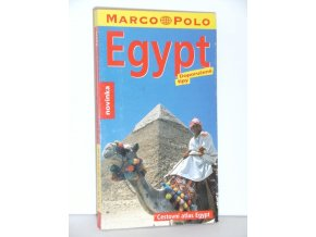 Egypt: cestovní atlas