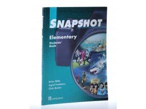 Snapshot Elementary Studentś book