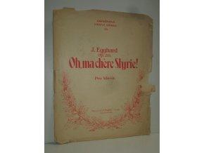Oh, ma chére Styrie! op. 215 pro klavír