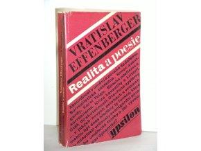 Realita a poesie : k vývojové dialektice moderního umění