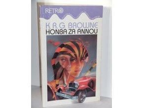 Honba za Annou : anglický humoristický román