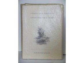 Kniha lesů, vod a strání