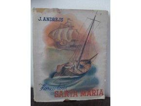 Konec lodi Santa Maria