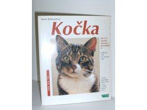 Kočka : správná péče : rady odborníků ke správnému chovu