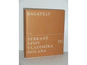 Bagately : sebrané spisy. Sv. 10