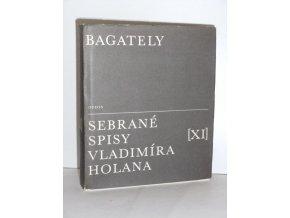 Bagately : sebrané spisy. Sv. 11