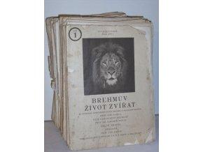 Brehmův Život zvířat :díl IV Ssavci (1925)