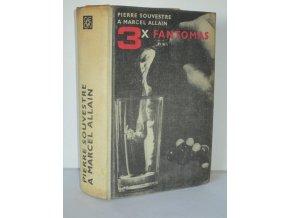 3x Fantomas (1971)