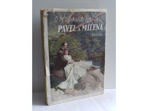 Pavel a Milena : Román
