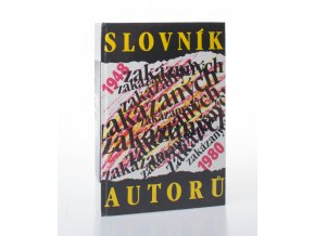 Slovník zakázaných autorů 1948-1980