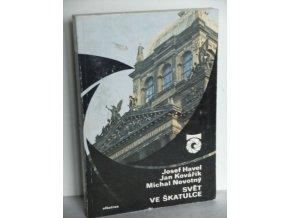 Svět ve škatulce : o muzeích : pro čtenáře od 12 let