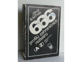 666 profilů zahraničních režisérů : A-Z