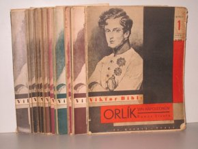 Orlík, syn Napoleonův : Román života