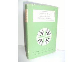 Karel a Anna : německá novela