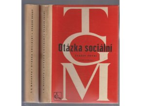 Otázka sociální : základy marxismu filosofické a sociologické. (2sv)