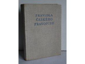 Pravidla českého pravopisu (1957)