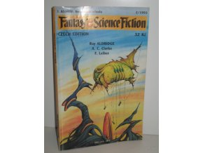 The Magazine of Fantasy & Science Fiction - Czech Edition čís,2