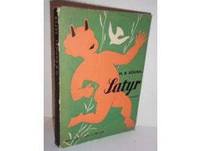 Satyr : román ironický