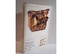 Památky pravěku na území ČSSR : od lovců mamutů ke státu Přemyslovců
